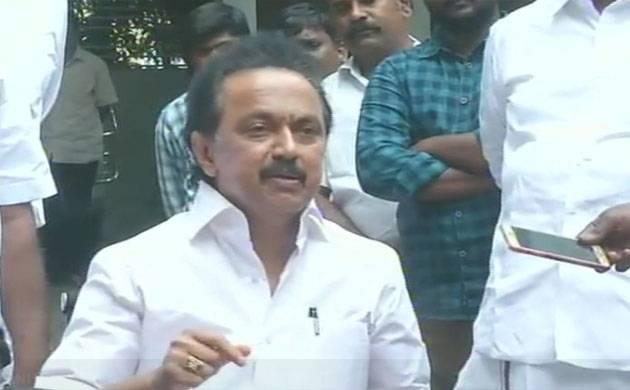 DMK leader Stalin hails 'historic verdict' in telecom case (ANI)