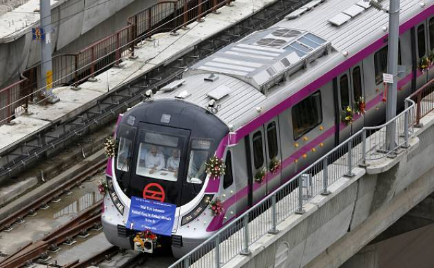 Magenta Line: PSDs, hi-tech signalling among firsts for DMRC (File Photo)