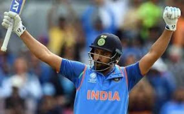 Indian T20 skipper Rohit Sharma - File Photo