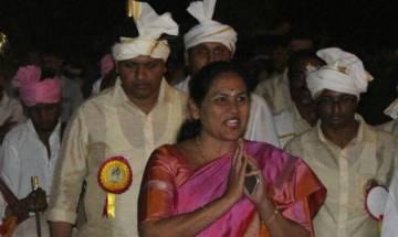 BJP MP Shobha Karandlaje booked for 'inflammatory' tweets