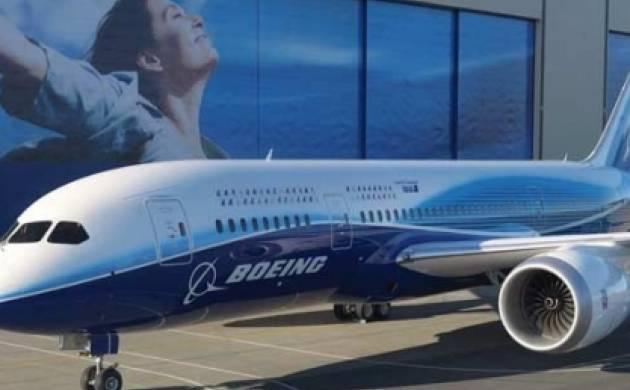 Boeing - File Photo