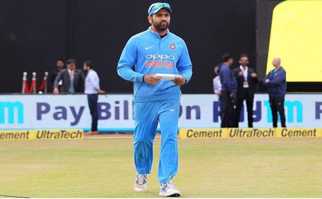 Indian captain Rohit Sharma (Source: Official Twitter handle)