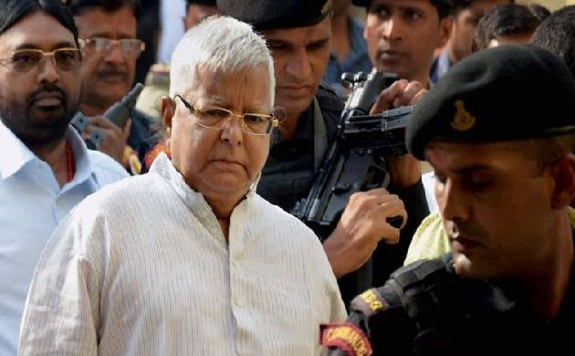 Come what may, in end truth will prevail, says Lalu Yadav after conviction in fodder scam (PTI Photo)