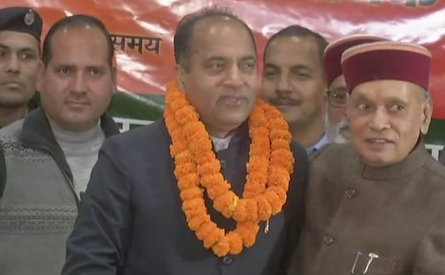 Jairam Thakur new Chief Minister of Himachal Pradesh BJP (File Photo)