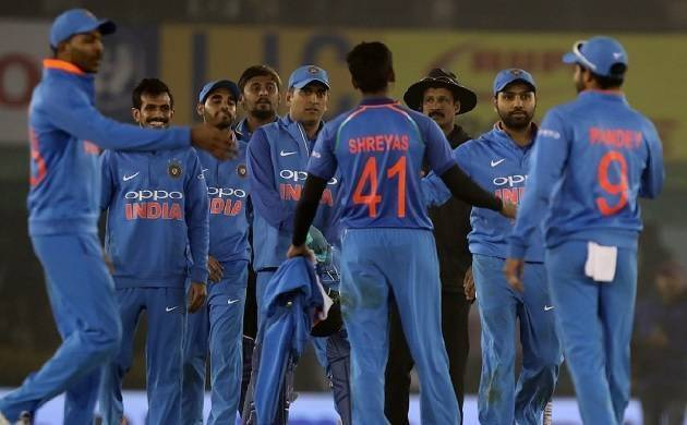 First T20 victory for India at Wankhede Stadium (File photo)