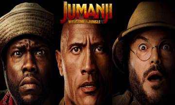 JUMANJI WELCOME TO THE JUNGLE: Dwayne Johnson tries to understand India's cricket obsession
