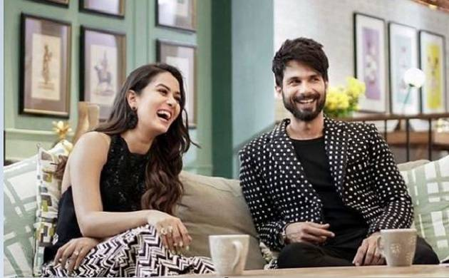 Shahid Kapoor, Mira Rajput's DESI avatar goes viral on social sites (Picture Courtesy: Instagram)