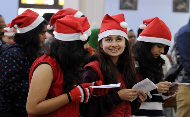 Nation gets into celebratory mood with Christmas festivities