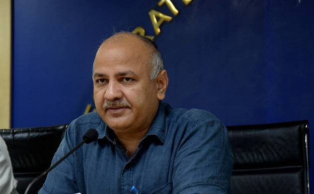 Delhi Dy CM Manish Sisodia (Source: IANS photo)