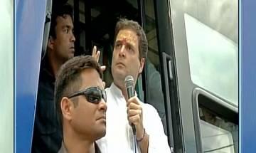 Thank you Mr Jaitlie: Rahul Gandhi's new jibe after BJP's clarification on Modi's Pak remark