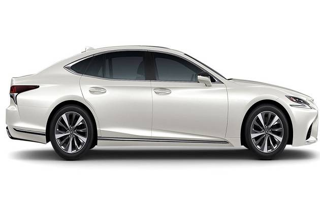 LS passes bill for GST cess hike on luxury cars to 25 per cent (lexus.com photo)