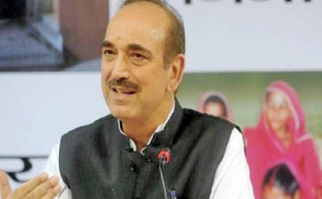 Leader of the Opposition in the Rajya Sabha Ghulam Nabi Azad. (File Photo/Source: PTI)