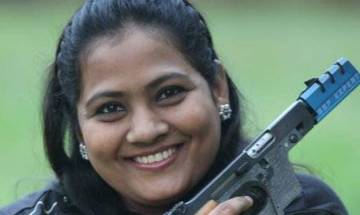 Anisa wins womens 25m pistol with new national record