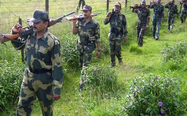 Indian security forces - File Photo
