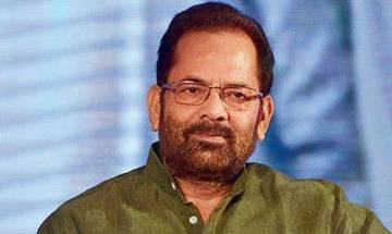 Empowering minorities educationally high on 2018 agenda: Mukhtar Abbas Naqvi