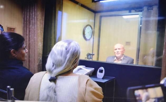 Jadhav-family meet: Pak restrictions 'inhuman', says VP Naidu (Image tweeted by @ForeignOfficePk)