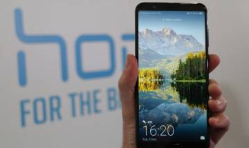 Honor View 10: First Amazon India sale registrations to start on Thursday
