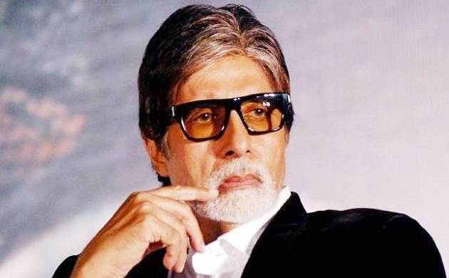Amitabh Bachchan suffering from old shoulder pain after heavy lifting on film sets (File Photo)
