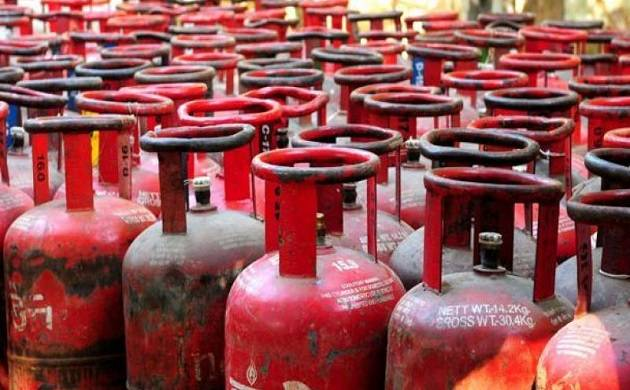 State-owned oil marketing companies since July last year revise price of LPG on 1st of every month. (Source: PTI)