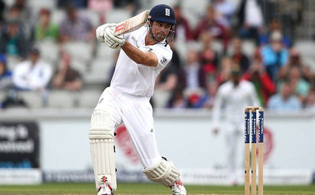 Alastair Cook - File Photo