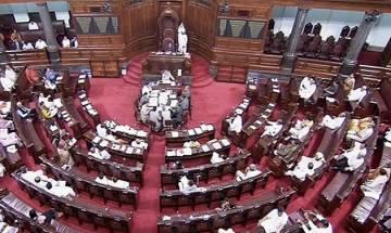 Rajya Sabha adjourns briefly due to protests over Anant Kumar Hegde's statement