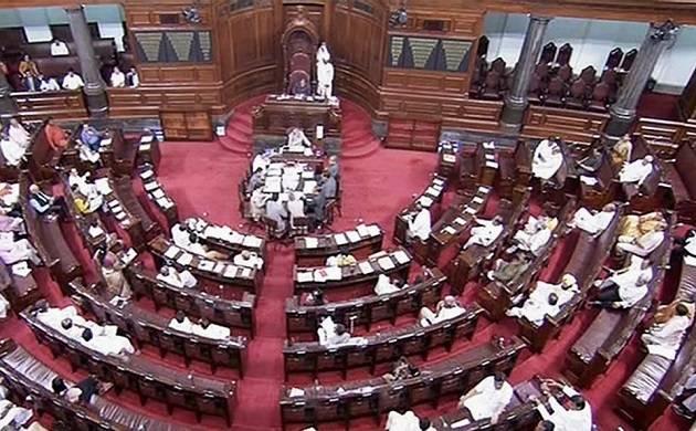 Rajya Sabha adjourns briefly due to protests over Anant kumar Hegde's statement (File Photo)
