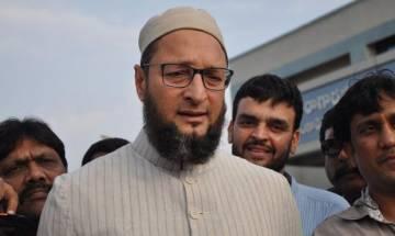 Congress, BJP avoided talking about Muslim empowerment: Asaduddin Owaisi