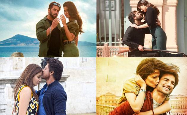 Year 2017 in review: Popular Bollywood songs that made the