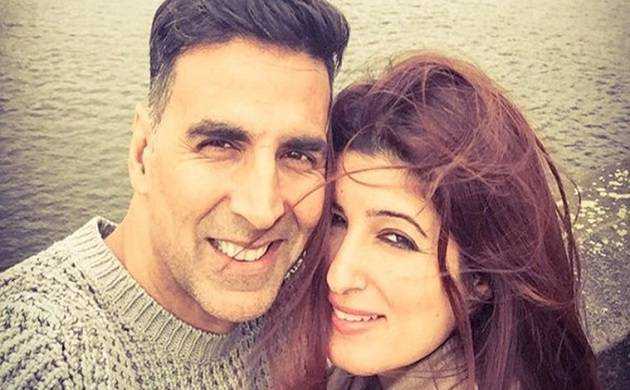 Akshay Kumar posts an adorable message for wife Twinkle Khanna on her birthday