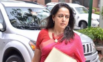 Kamala Mills tragedy: BJP MP Hema Malini blames it on rising Mumbai population