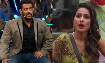 Bigg Boss 11: Salman Khan lashes out at Hina Khan during Weekend Ka Vaar episode (watch video)