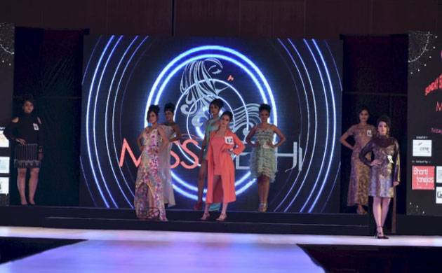 Miss Delhi 2017 LIVE: Young models dazzle the ramp (pic credit: file photo from Miss Delhi website)