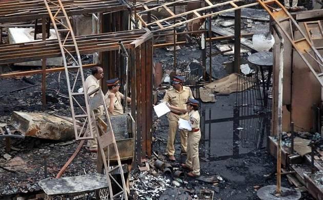 Mumbai Kamala Mills Fire - File Photo