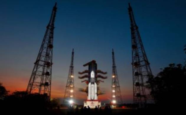 GSLV Mk III-D1 launched GSAT-19 from the Second Launch Pad at Satish Dhawan Space Centre, Sriharikota (Source: ISRO)