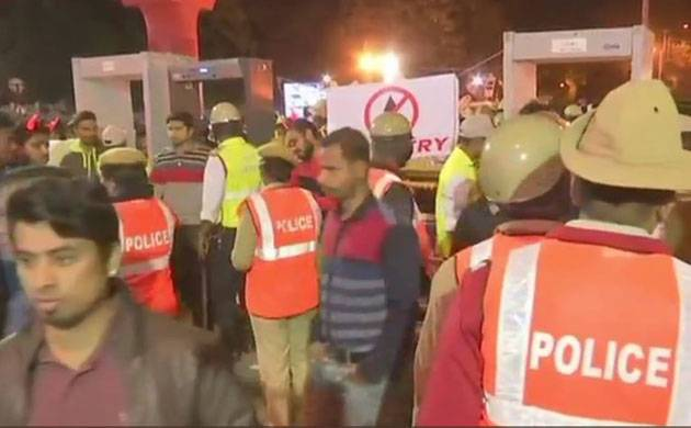 Bengaluru turns to fortress in New Year eve; 15,000 police personnel, 300 CCTV to keep eye on revellers (Representative Image/Source: PTI)