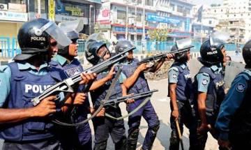 Bangladesh arrests suspected Islamist militant near Rohingya camps