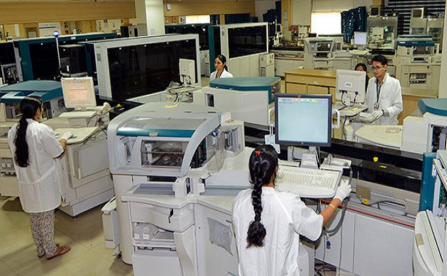 Thyrocare Technologies limited laboratory (Source: Thyrocare)