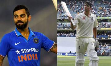 Kohli remains second in Test rankings, Cook catapults to 8th