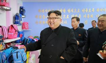 North Korean dictator Kim Jong-un welcomes New Year with threat, says he has 'nuclear launch button' on his desk