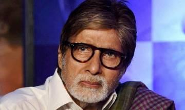 Amitabh Bachchan goes into throwback mode; posts candid photo with Jaya, Abhishek, Shweta (see pic)