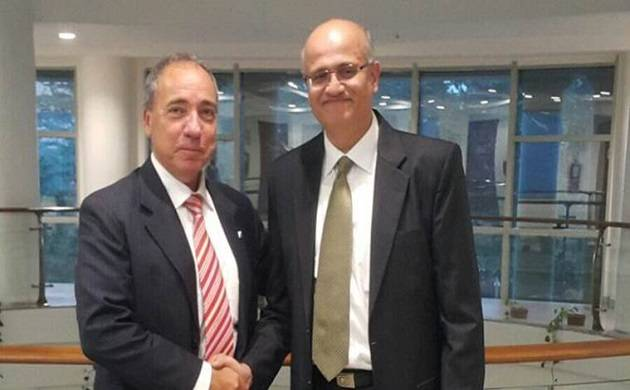 Senior diplomat Vijay Keshav Gokhale appointed foreign secretary (Picture Courtesy: Twitter-@danielocarmon)