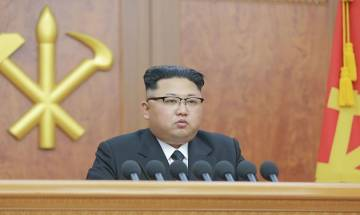 North Korea could send delegation to South for Winter Olympics: Kim