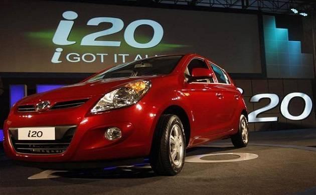Hyundai i20 - File photo
