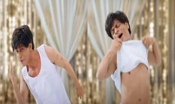 Shah Rukh Khan reveals teaser of much-awaited 'dwarf' film Zero