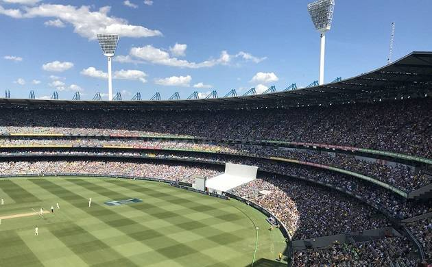 International Cricket Council confirms Melbourne Cricket Ground's poor pitch rating (Photo Courtesy: Twitter- @MCG)