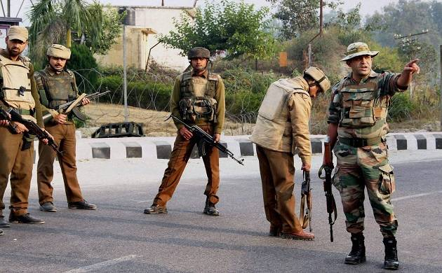 Terrorists attack police station in Jammu and Kashmir's Pulwama (PTI Photo)