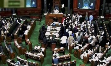 Anti-Pakistan slogans raised in Lok Sabha by BJP members