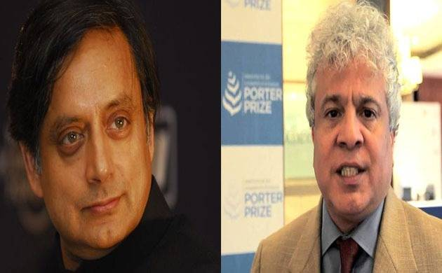 Suhel Seth takes a dig at Shashi Tharoor, points out politician's 'Grammatical Mistake' on Twitter (File Photo)