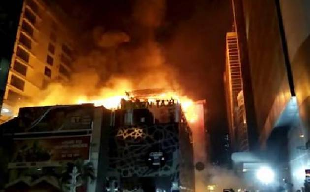 Mills compound in central Mumbai in which 14 people died (File Photo/Source: PTI)