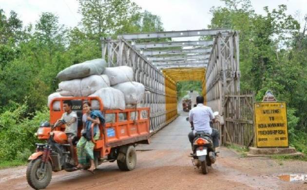 Cab approves Indo-Myanmar agreement on land border crossing (File Photo/Source:Twitter/Astho)